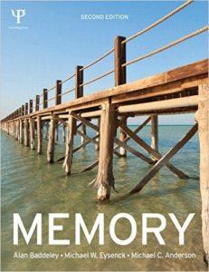 Alan Baddeley's book Memory