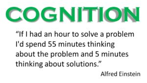 Cognition quote